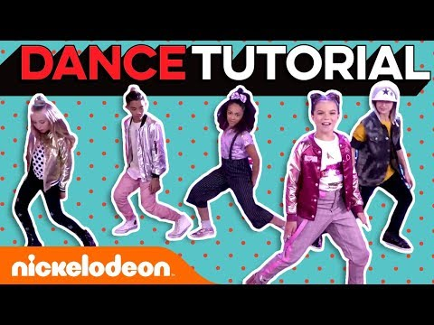 How to do the Shoot Dance, the Plug Walk & More! 🎵Lip Sync Battle Shorties   Nick