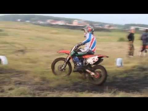 Тюкалинск мотокросс,тренировка ростовчан)