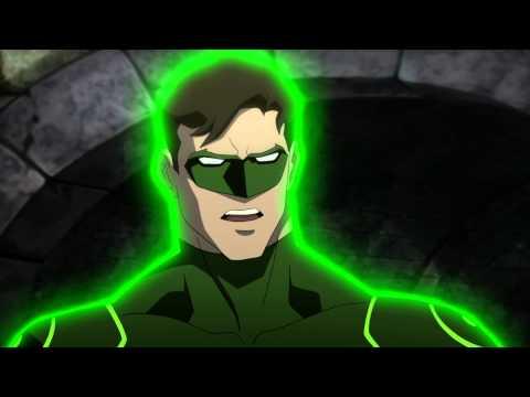 DCU: Justice League: War - Trailer