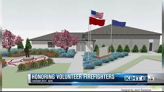 Honoring Volunteer Firefighters