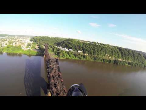 RC Flying over Beaver, PA!