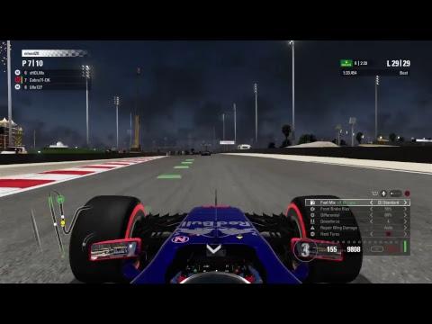 Bahrain  F1  2 Div. Cobra71-Dk live