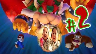 マリオパーティ10 #2:クッパパーティ ドキドキオーシャンで遊んでみよう!