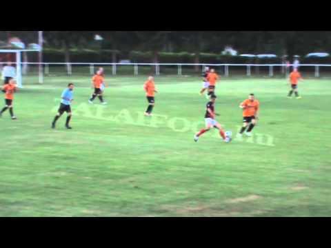 Lenti TE Sport 36 - Olajmunkás SE (1-3) mérkőzés góljai