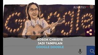 Ulang Tahun ke-70, Sosok Chrisye Jadi Tampilan Google Doodle