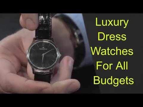 Simplicity Sells: Best Luxury Dress Watches To Suit All Budgets