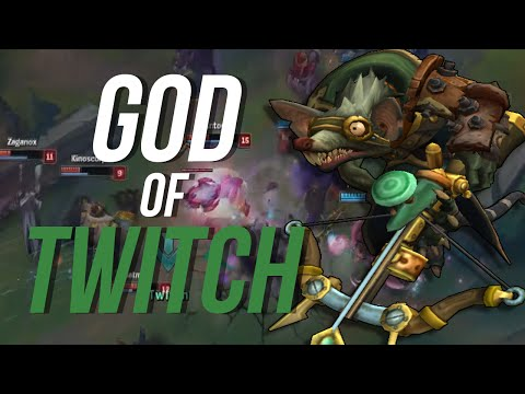 Imaqtpie - God of Twitch