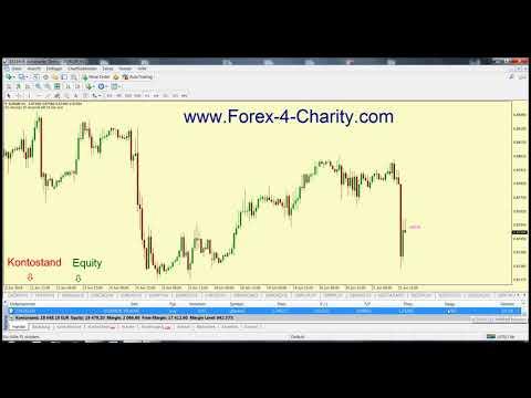 Forex Trading einfach erklärt Kontostand vs. Equity