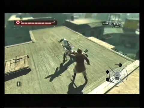 Assassin's Creed, Career 286, Jerusalem: Middle District, Templar
