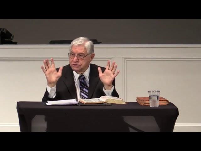 09/20/2020 - Adult Sunday School - Bishop J. E. Myers