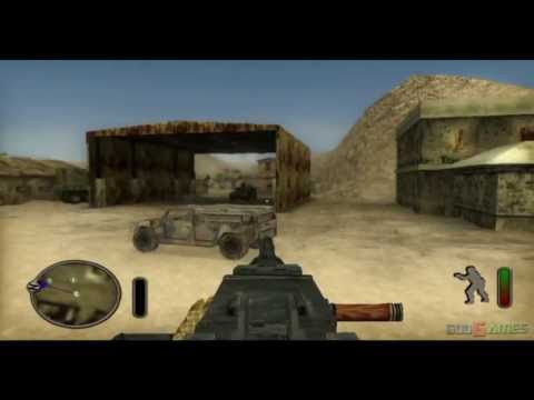Delta Force: Black Hawk Down - Gameplay PS2 (PS2 Games on PS3)