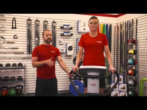 How A Vibration Trainer Works - Flaman Fitness Learn Series