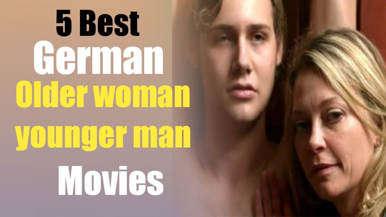 Relationship man woman younger older movie and with woman younger