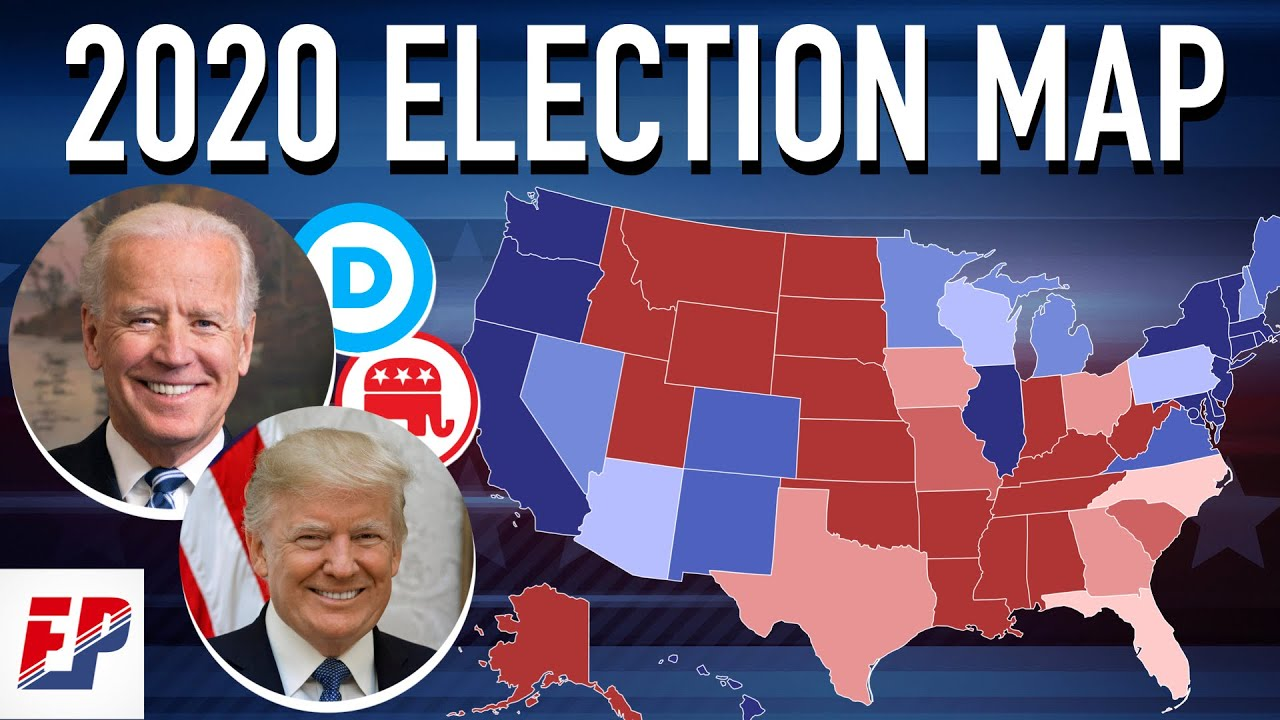 Joe Biden vs Donald Trump | 2020 Election Prediction