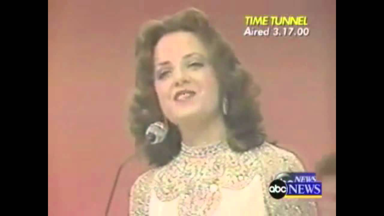 patsy ramsey pageant video clip youtube