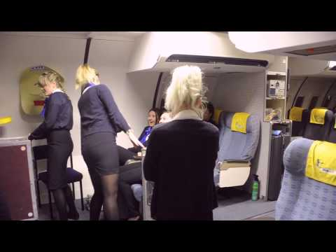 Aviation, Cabin Crew and Travel & Tourism at Doncaster College