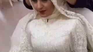 vuclip اروع ربطة حجاب للعروس