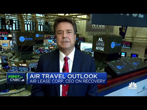 Air Lease CEO forecasts potential growth for summer air travel
