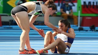 Top 10 Most Beautiful Moments of Respect in Sports