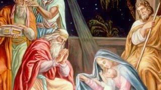 С Рождеством Христовым!!!Красивое поздравление.С песней.
