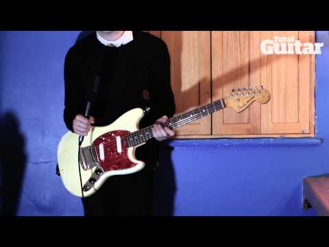 Me And My Guitar: Adam Hann and Matthew Healy (The 1975) Fano JM6 and Fender Mustang
