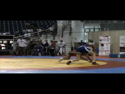 8th World University Wrestling Championship - Thessaloniki (GRE) - July 9th to 13th, 2008
