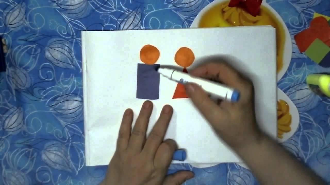 Развивающие уроки для детей от 3 лет Геометрические фигуры ...