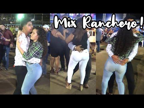 La chava de rojo y su baile ranchero--QUE CHULADA !-pista de baile en Huetamo Michoacan from YouTube · Duration:  3 minutes 16 seconds