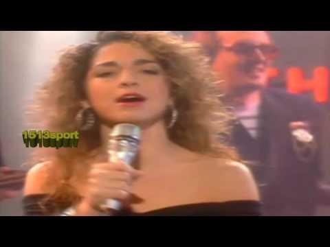 Gloria Estefan & Miami Sound Machine   1 2 3  1988 hd