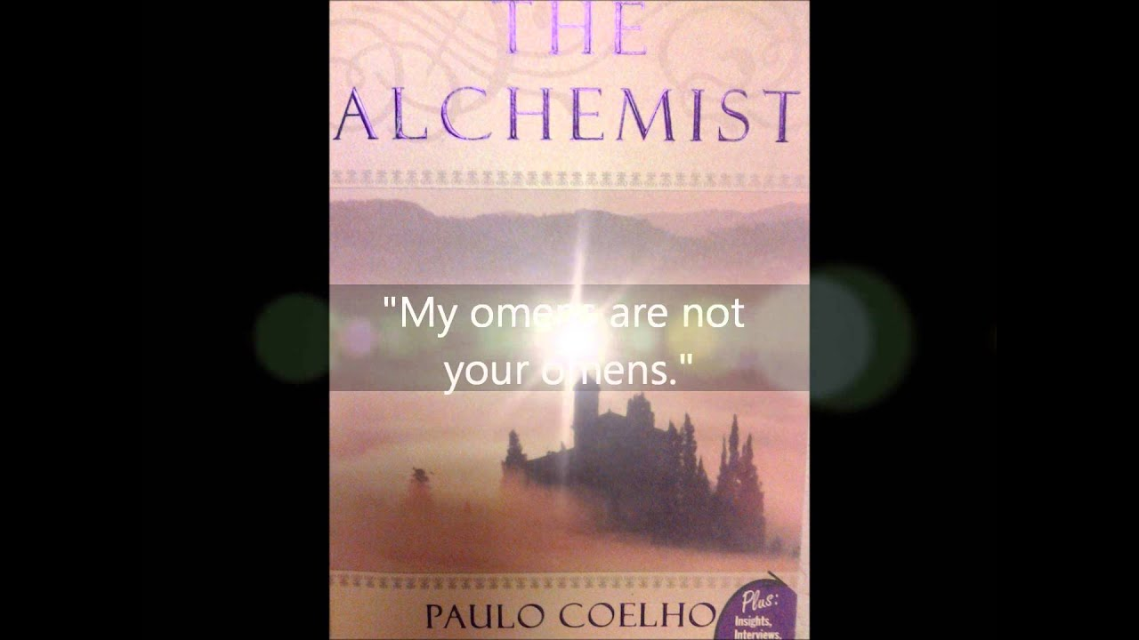 bliss quotes the alchemist paulo coelho