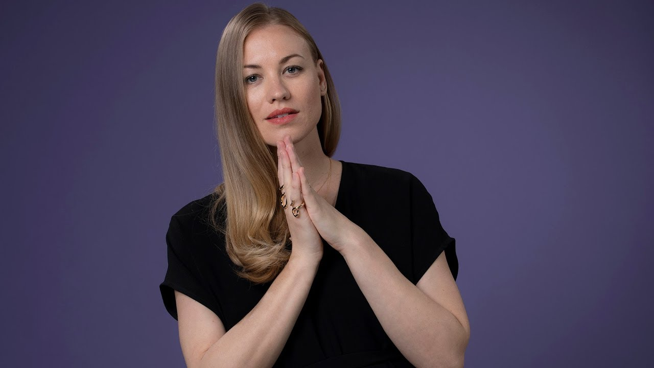'You learn something on every job,' says Yvonne Strahovski of 'Handmaid's Tale'