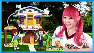 Bermain LEGO Friends Rumah Pohon Mia 41335   Mia's Tree House   Kids Toys   Mainan anak