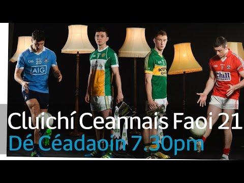 2017 EirGrid GAA Leinster U21 Football Championship Final - Áth Cliath v Uíbh Fhailí