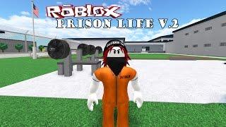 Roblox : Prison Life v2.0 แหกคุกครั้งใหม่ เน่าในกว่าเดิม