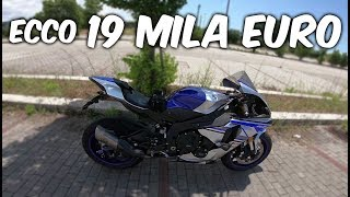 TEST YAMAHA R1 2017 - CAMBIEREI MOTO?