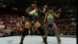 Raw - DX vs. Snitsky & Umaga Part 1