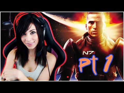 🚀🚀  Original Mass Effect Playthrough! Part 1🚀🚀