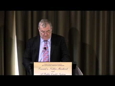 Craig Isherwood - Ted Theodore's Fiduciary Note Issue proposal of 1932