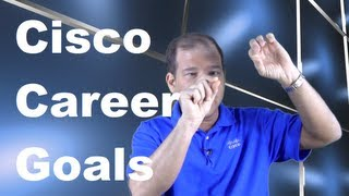 Cisco Career Success - Key #1 (Goals, Your Destination Address)(Taken from Chapter 1 of my book