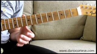 Country Guitar Lesson: How to play vibrato and bending vibrato
