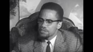 Malcolm X : Africanism and Organizing Afro-Americans.