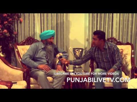 interview with kabaddi promoters ( professor nirmal sigh & satnam pabla