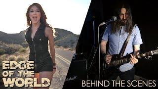 Edge Of The World (Live Action Video) - BEHIND THE SCENES with Lisa and Miracle of Sound