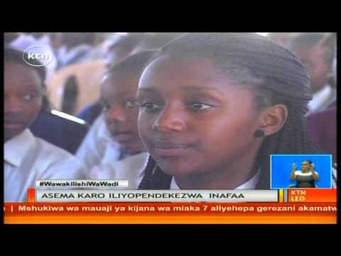Jacob Kaimenyi: wakuu wa shule watakaokosa kutii agizo jipya la kupunguza karo wataadhibiwa vikali