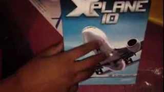Unboxing X-Plane 10