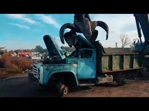 Утилизация автомобилей в Краснодаре (Ферратек)