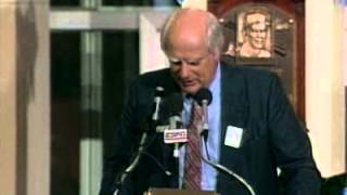 GAYLORD PERRY 1991 HALL OF FAME SPEECH