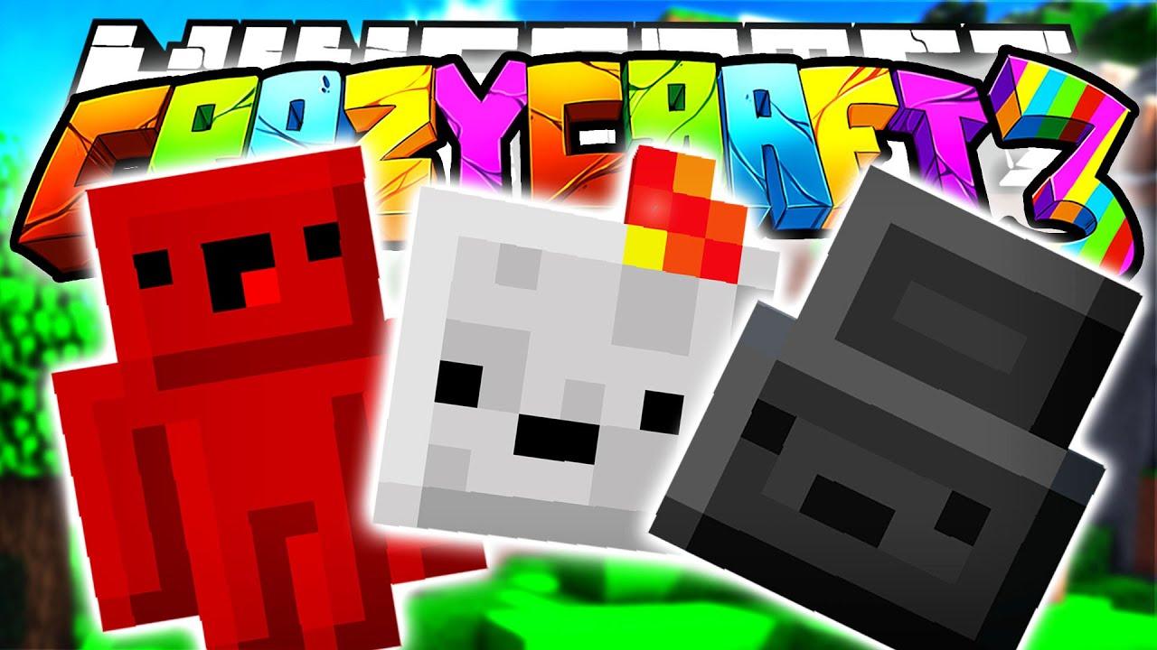 Minecraft crazy craft 3 0 new inventory pets inventory for Crazy craft 3 0 server