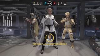Star Wars Battlefront Hero vs Villains match 10