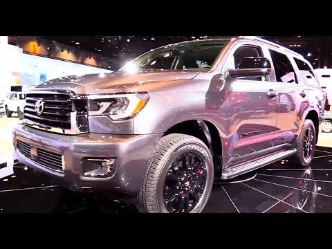 2018 Toyota Sequoia: Refreshed, Changes, TRD Sport, Price >> 2018 Toyota Sequoia Trd Sport Edition Release Date Youtube